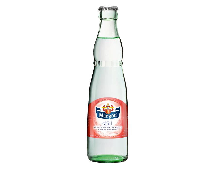 mineralwasser still glasflasche